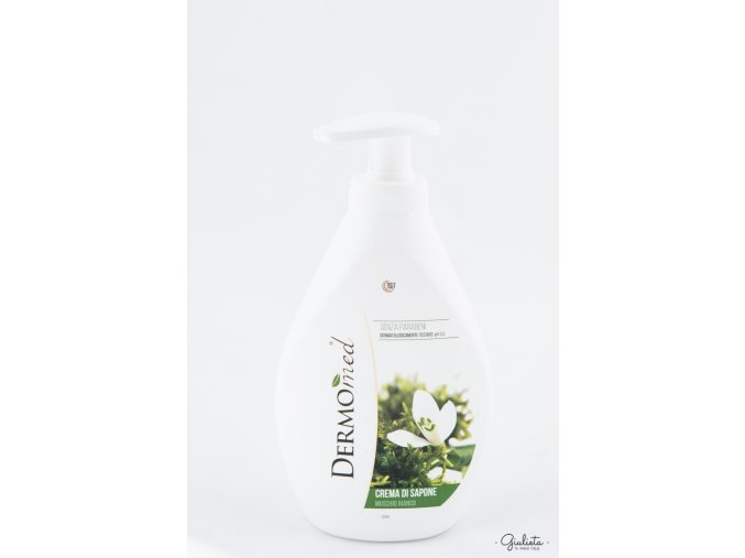 Dermomed tekuté mýdlo Muschio Bianco, 300 ml