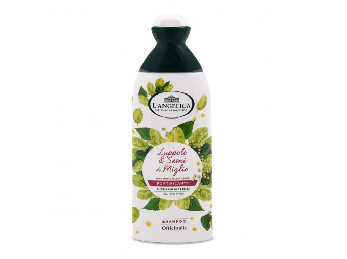 L'Angelica šampon Fortificante Luppolo