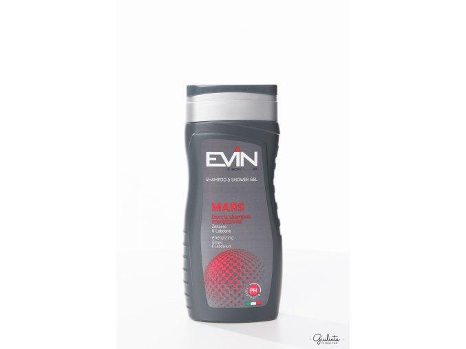 Evin sprchový gel 2v1 Uomo Mars, 300 ml