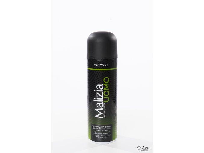Malizia pěna na holení pro muže, 300 ml