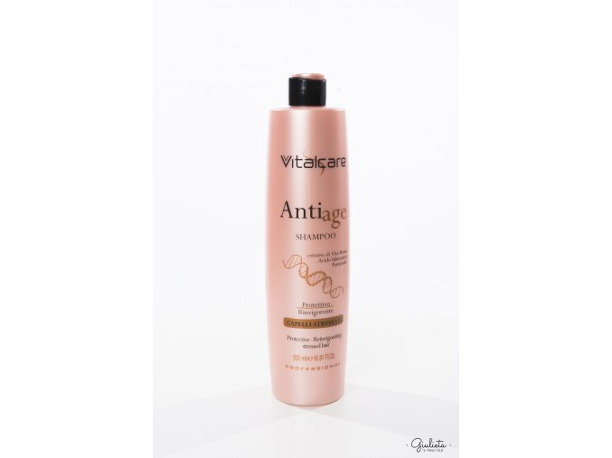 Vitalcare šampon Antiage, 500 ml