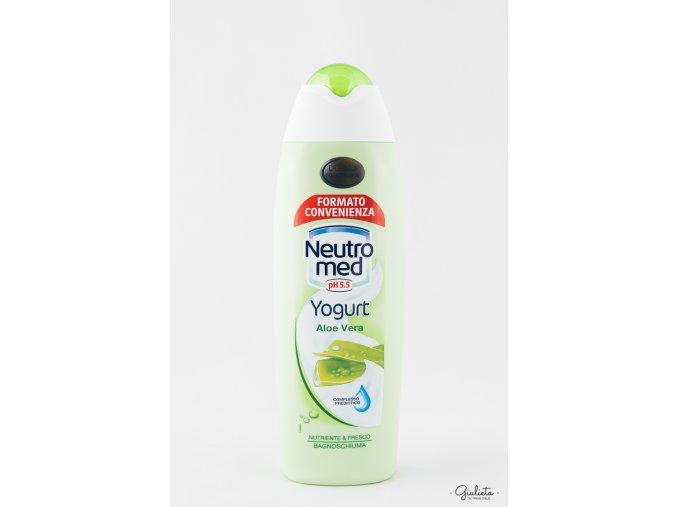Neutromed pěna do koupele Yogurt/Aloe Vera, 750 ml