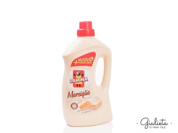 Damina prací gel s vůní Marseillského mýdla, 1 litr
