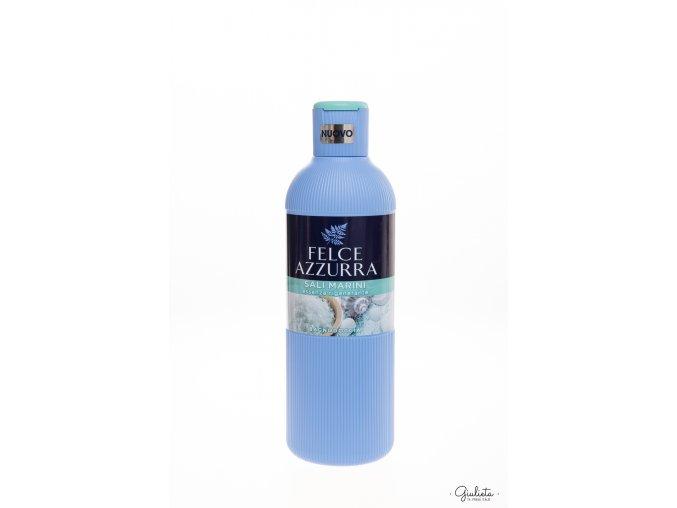 Felce Azzurra sprchový gel/pěna do koupele Sali Marini, 650 ml