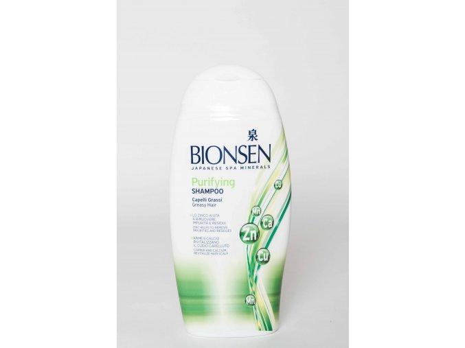Bionsen šampon Purifying, 250 ml