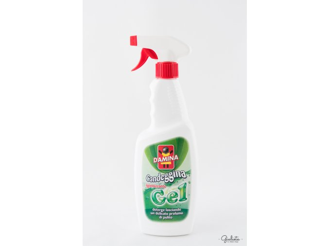 Damina Candeggina gel s rozprašovačem, 750 ml