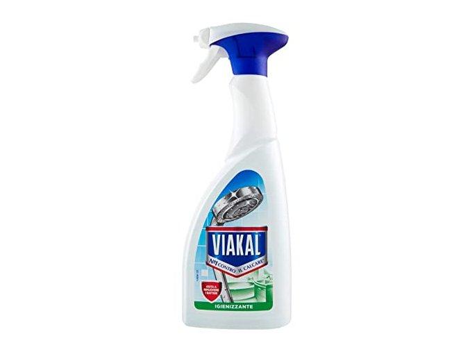 Viakal igienizzante ne teri