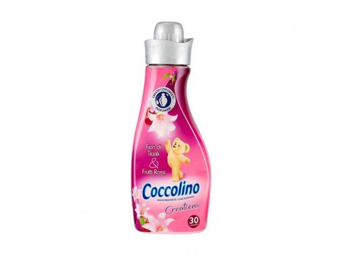 Coccolino Creations Fiori di Tiaré & Frutti Rossi ne teri