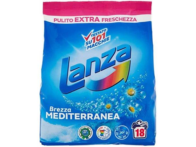 Lanza Brezza Mediterranea ne teri
