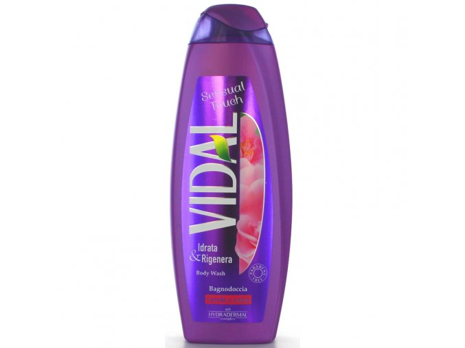 Vidal sensual touch fialový 500 ne teri