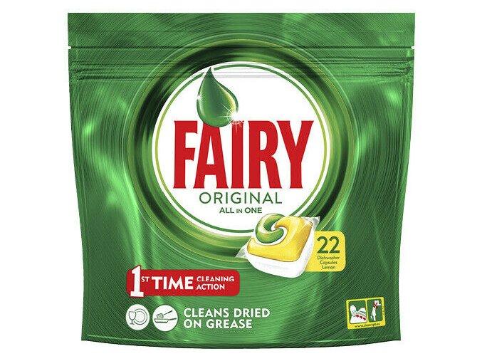 Fairy lemon all 22