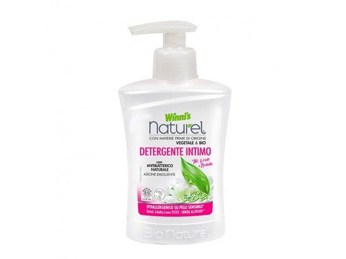 Winni's hypoalergenní intimní mýdlo Thé Verde