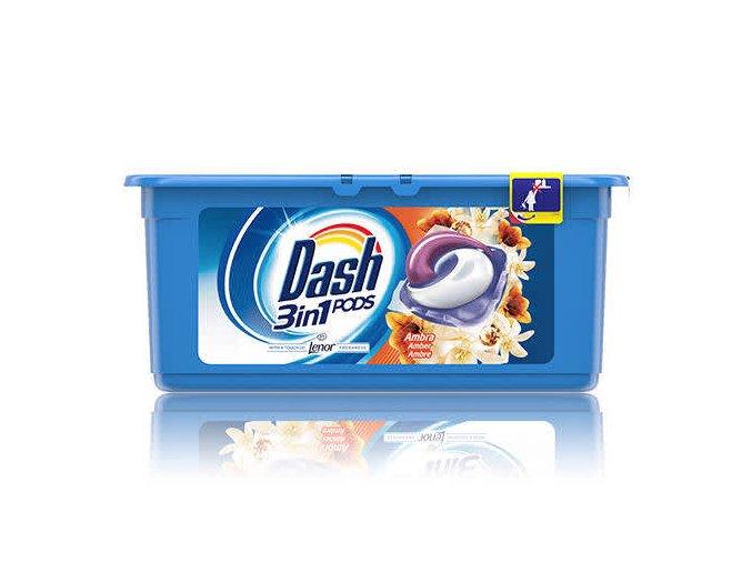 Dash kapsle 25 Ambra