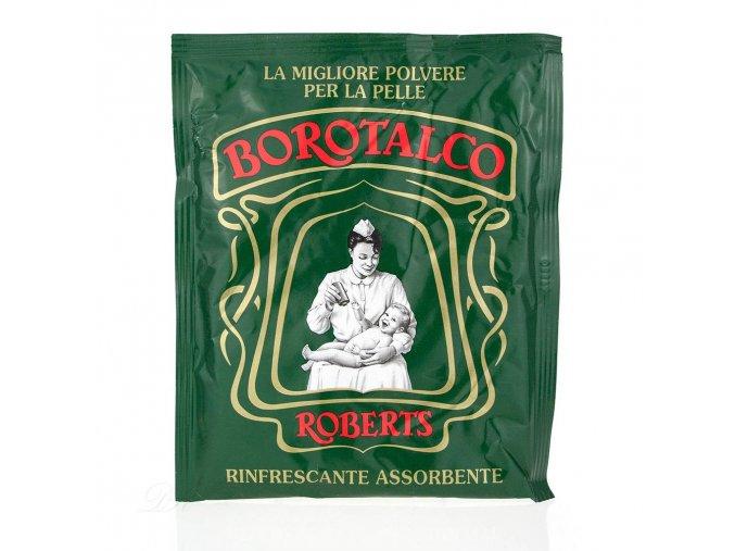 borotalco roberts talc 100gr refill