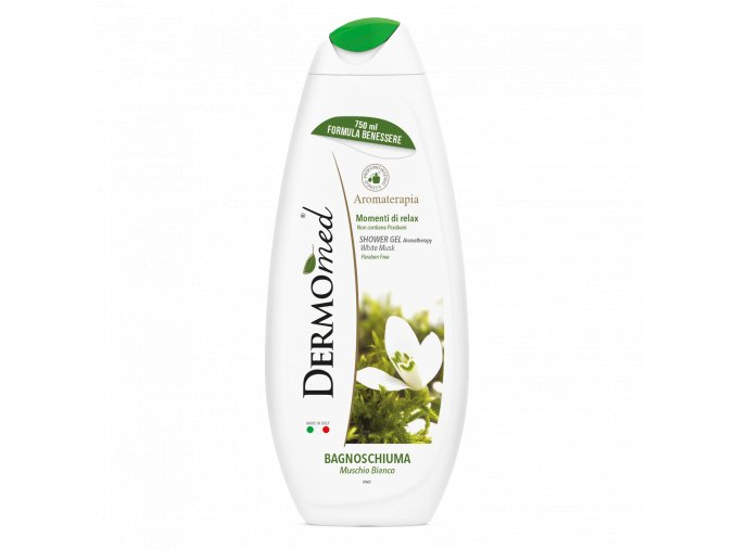 Dermomed sprchový gel muschio 750 ml