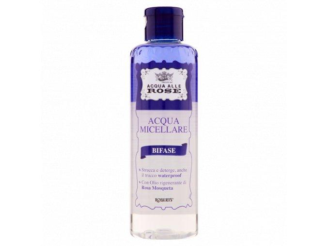 Acqua alle Rose dvoufázová micelární voda Micellare Bifase