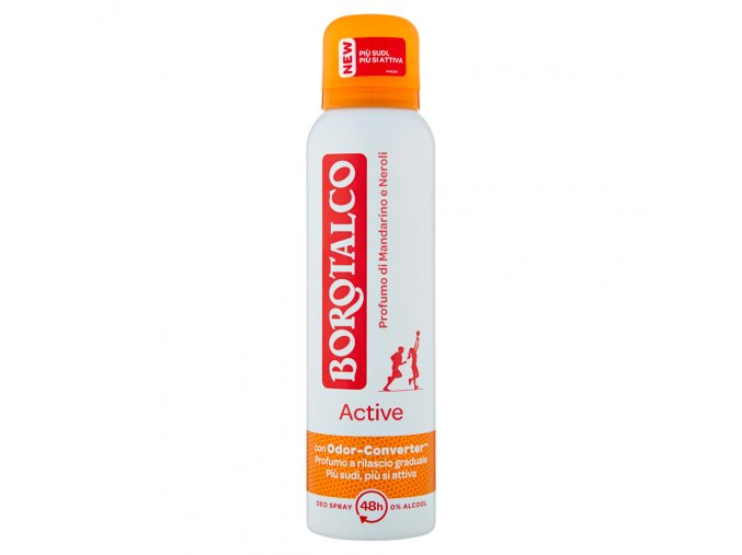 Borotalco deo spray Mandarino