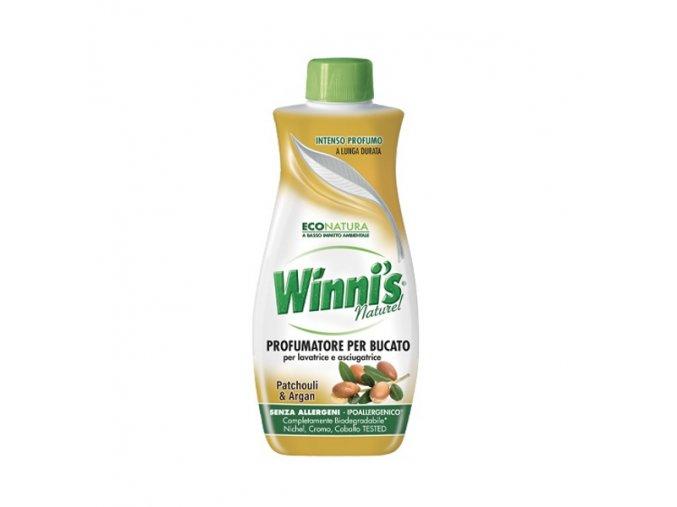 Winni's hypoalergenní parfém na prádlo s vůní pačuli a arganu