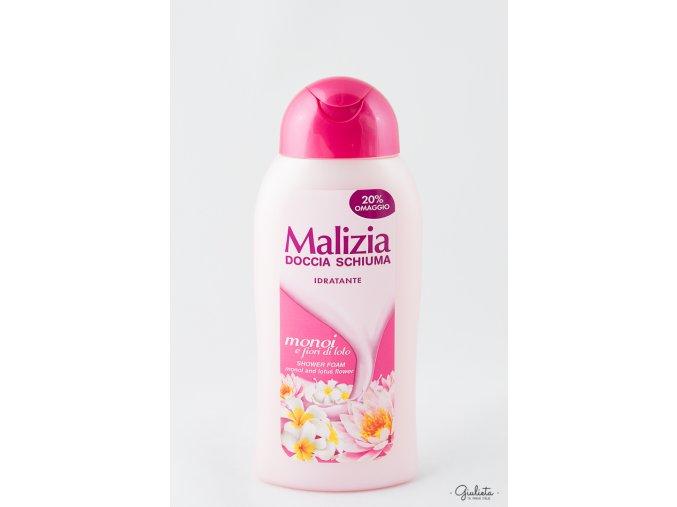 malizia doccia idratante monoi loto 300 ml