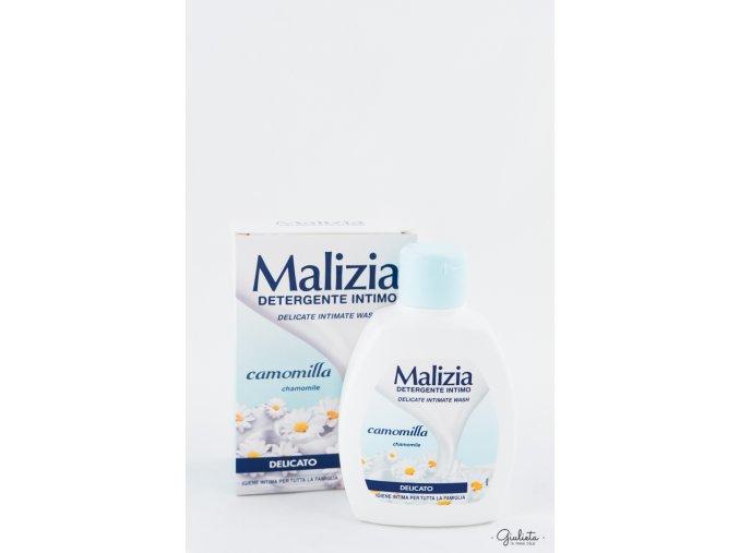 Malizia intimní gel Delicato s heřmánkem, 200 ml