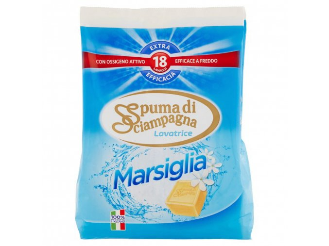 Spuma di Sciampagna Lavatrice Marsiglia 18