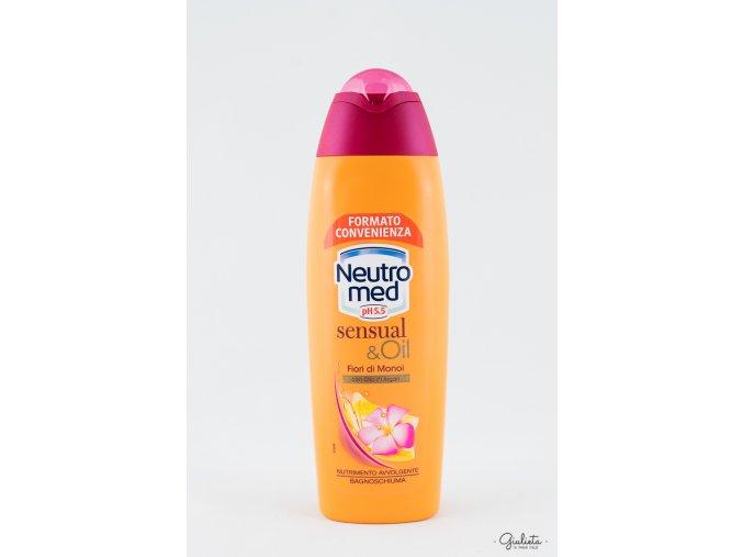 Neutromed pěna do koupele Sensual & Oil Argan, 750 ml