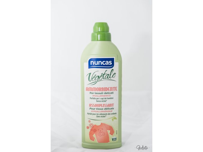 Nuncas ekologická aviváž koncentrát Bucato, 750 ml