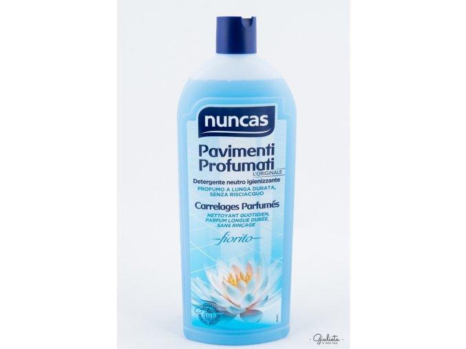 Nuncas univerzální čisticí prostředek s vůní květin, 1 litr