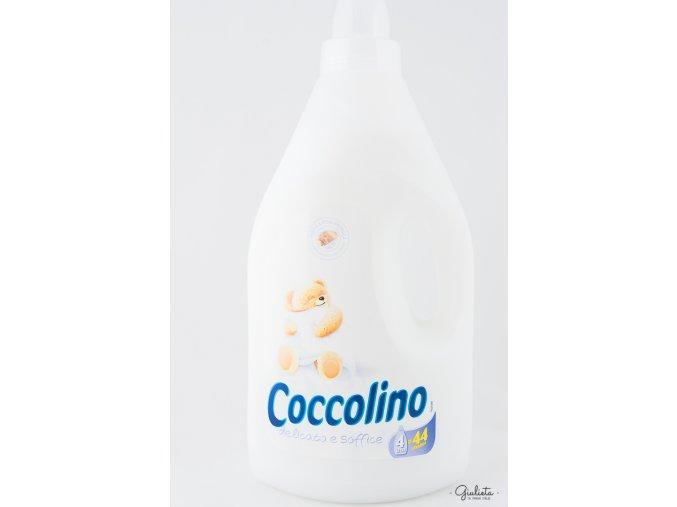 COCCOLINO AMMOR. 4 LT. BIANCO DELICATO SOFFICE