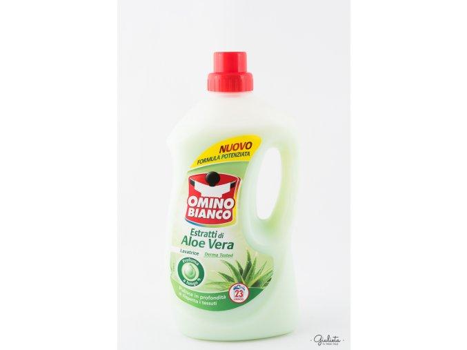 Omino Bianco prací gel Aloe Vera, 23 pracích dávek
