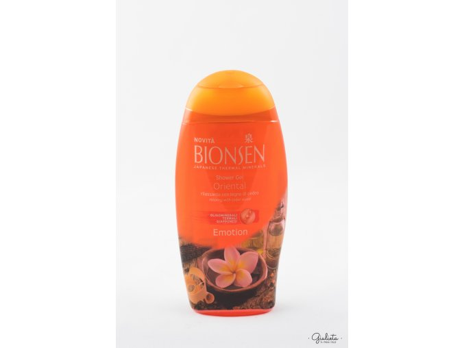 Bionsen sprchový gel s vůni orientu, 250 ml