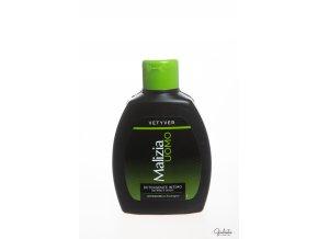 Malizia intimní gel pro muže Uomo Vetiver, 200 ml