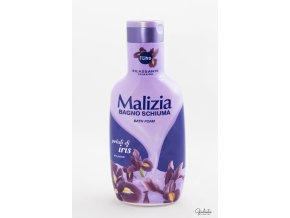 Malizia pěna do koupele Petali di Iris, 1 litr