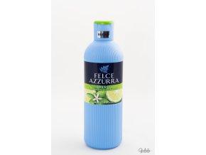 Felce Azzurra sprchový gel/pěna do koupele Fresco, 650 ml