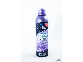 Felce Azzurra osvěžovač vzduchu ve spreji, pudr a levandule, 250 ml