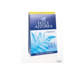 Felce Azzurra vonné sáčky do skříní Classico, 3 ks