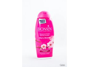 Bionsen sprchový gel/pěna do koupele Cherry Blossom, 750 ml