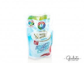 Spuma di Sciampagna prací gel BiancoPuro Extra White, 21 pracích dávek