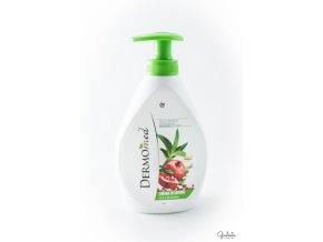 Dermomed tekuté mýdlo aloe/granátové jablko, 300 ml