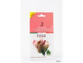Modina vonné sáčky do skříní s vůní růží, 3 ks