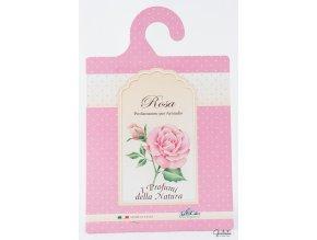Geca profumatore vonný sáček do skříně s vůní růží