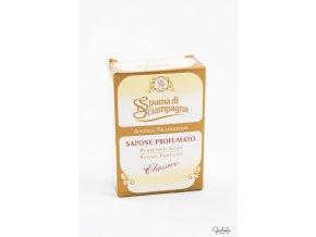Spuma di Sciampagna toaletní mýdlo Classico, 90 g