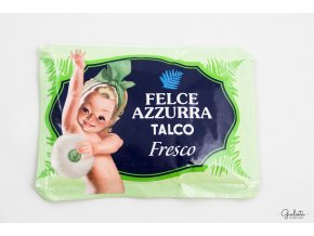 Felce Azzurra Talco Fresco pudr náhradní náplň, 100 g