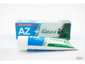 AZ Dent zubní pasta s přírodními výtažky z bylin, 75 ml