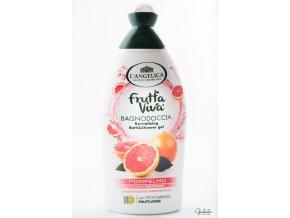 L'Angelica Frutta Viva sprchový gel/perličková koupel Pompelmo, 500 ml