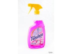 Fabuloso čisticí prostředek Freschezza Floreale s rozprašovačem, 600 ml
