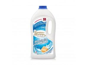 Spuma di Sciampagna prací gel s vůní Marseillského mýdla, 33