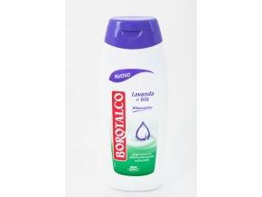 Borotalco sprchový krém/pěna do koupeles vůní levandule a kosatce, 500 ml