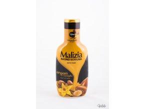 Malizia pěna do koupele s arganem a vůní vanilky, 1 litr