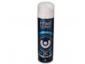 Infasil UOMO fresh pánský deodorant ve spreji, 150 ml